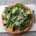 Sun-Dried Tomato, Mozzarella, Fontina & Arugula Pizza (Gluten-Free)