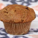 Pumpkin Spice Muffins with Hazelnuts and Cranberries (Gluten-free + Dairy-free)