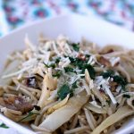Spicy Spaghetti with Fennel and Herbs (Gluten-free)
