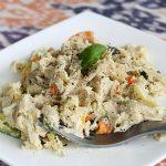 Vegan, Gluten-Free Fettucine Alfredo