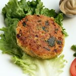 Chickpea and Brown Rice Burgers