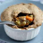 Gluten-free & Vegan Vegetable Pot Pie