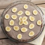 No-Bake Banana Cream Pie – Gluten-free + Vegan