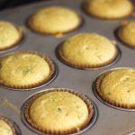 Jalapeño Corn Bread Muffins – Gluten-free + Dairy-free