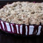 Grain-free Berry Cobbler – Gluten-free, Vegan + Refined Sugar-free