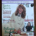 Featured in Where Women Cook Magazine