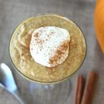 Pumpkin Pie Chia Pudding – Gluten-free, Vegan, Sugar-free