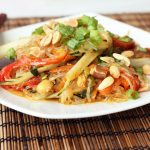 Vegetable Stir-Fry with Kelp Noodles – Gluten-free and Vegan