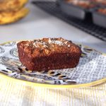 Grain-free Banana Coconut Mini-Loaves – Gluten-free, Dairy-free + Refined Sugar-free