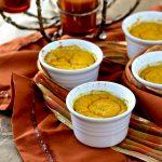 Butternut Squash Soufflé – Gluten-free + Dairy-free