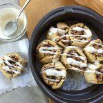 Pumpkin Cinnamon Rolls – Gluten-free + Vegan {Guest Post by Almonds & Avocados)