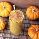 Butternut Squash Chai Smoothie – Gluten-free, Vegan + Sugar-free