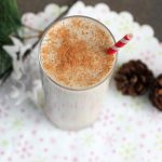 Banana Nog Smoothie – Gluten-free + Vegan