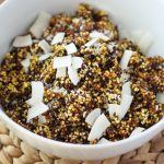 Spring Cleanse – Curry Quinoa Crunch – Gluten-free + Vegan