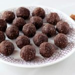 Mexican Mocha No-Bake Cookie Balls (grain-free, gluten-free, vegan + sugar-free)
