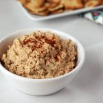 Chipotle Almond Spread / Dip  (w/other Favor Variations) – Gluten-free + Vegan
