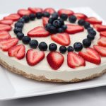 "No-Bake Vegan ""Cheesecake"" – Gluten-free + Refined Sugar-free"