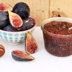 Fig Honey Jam – Gluten-free + Refined Sugar-Free