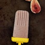 Roasted Balsamic Fig Popsicles – (Gluten-free & Dairy-free w/Vegan Option)