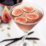 Fig, Vanilla Bean and Cardamom Infused Vodka (Gluten-free, Vegan & Sugar-free)