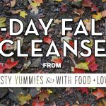 5-Day Fall Cleanse Shopping List