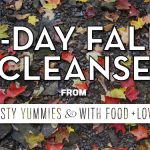 5-Day Fall Cleanse