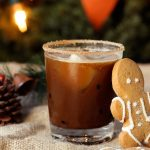 Gingerbread Cookie Cocktail – Gluten-free + Vegan