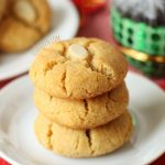 Grain-free Chinese Almond Cookies – Gluten-free, Paleo and Vegan