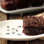Grain-Free Double Chocolate Brownies {Gluten-Free, Dairy-Free, Paleo-Friendly}