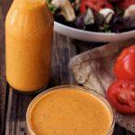 Smokey Tomato Vinaigrette {Gluten-free, Vegan}