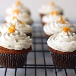 Grain-free Cardamom Vanilla Bean Cupcakes – Gluten-free and Dairy-free