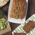 Gluten-free Spiced Zucchini Bread