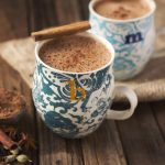 Chai Hot Chocolate {Paleo, Vegan}