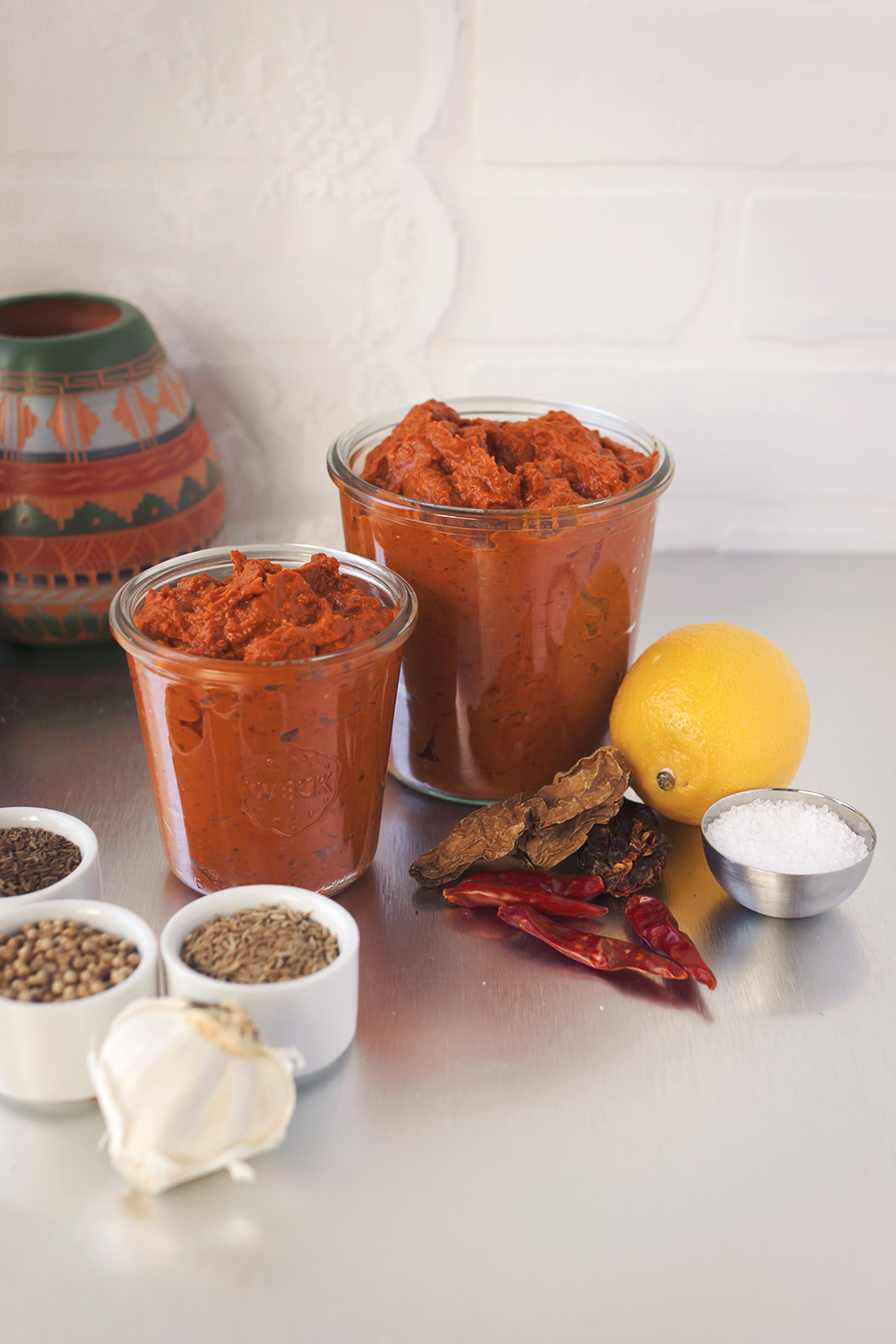 How To Make Harissa Paste Tasty Yummies Healthy Recipes