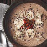 Cacao & Hemp Quinoa Breakfast Bowl
