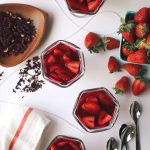 Strawberry Hibiscus Jello