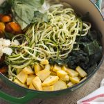 Summer's Harvest Farmers Market One-Pot Zucchini Pasta