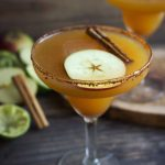 Spiced Apple Cider Margarita – Two Ways