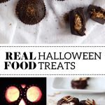 Real Food Halloween Treats