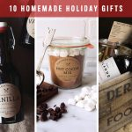 10 Homemade Holiday Gifts