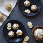 Grain-free Banana Cream Pie Bites {Paleo & Gluten-free}