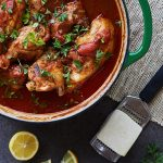 Chicken Kapama – Greek Braised Cinnamon Chicken