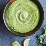 Green Tahini Sauce {+ Video}