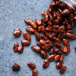 Maple Glazed Pumpkin Spice Almonds