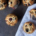 Grain-free Almond Flour Muffins