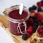 How-to Make Easy Chia Seed Jam {+ Video}