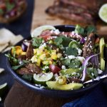Carne Asada Burrito Bowl {gluten-free and paleo-friendly}