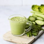 5 Minute Green Goddess Dressing / Dip {Dairy-free, Paleo, Whole30}
