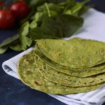 Grain-free Spinach Tortillas {Paleo, Vegan, Nut-free} + Video