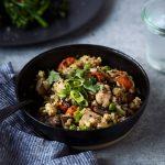 Easy Paleo Cauliflower Fried Rice {Gluten-free, Keto, Whole30}